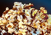 GODIVA Chocolate Drizzled Popcorn