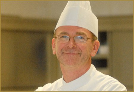 Thierry Muret, Executive Chef Chocolatier
