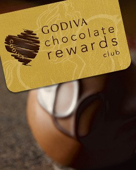 GODIVA Rewards Club