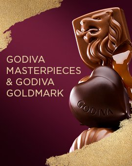 GODIVA Chocolates | Gourmet Chocolates, Gift Baskets and
