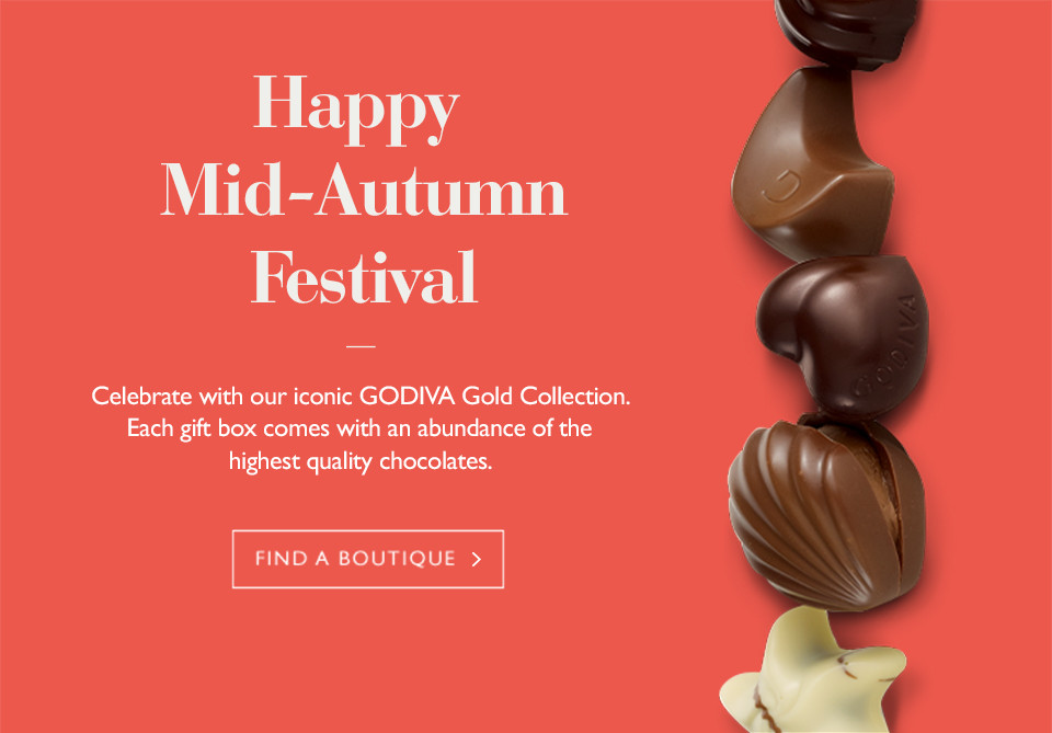 Mid-Autumn Festival - Gold Collection with Red Ribbon