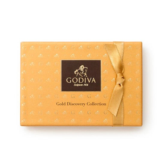 Gold Discovery Gift Box, Set of 3, 6 pc. each image number null
