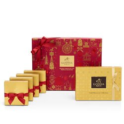Holiday Chocolate Gift Pack for Entertaining