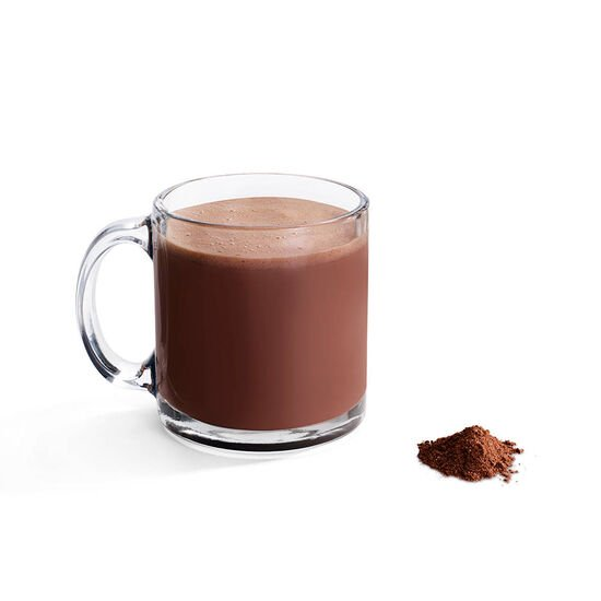 Dark Chocolate Hot Cocoa Canister, 10 Servings image number null