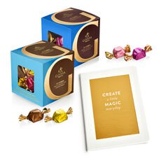 Create a Little Magic Everyday Journal with G Cubes Truffles, Set of 2