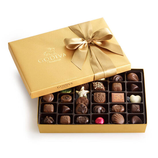 Signature Chocolate and Dark Decadence Tasting Gift Set image number null