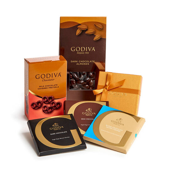 Chocolate Snack Box image number null