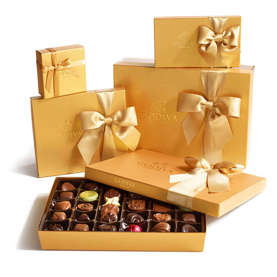 Gold Collection Appreciation Gift Set image number null