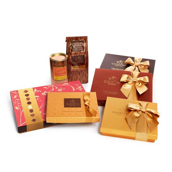 Taste of Godiva, 6 Month Chocolate Subscription image number null