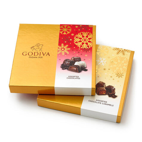 Caramel & Assorted Chocolate Bliss Box Gift Set