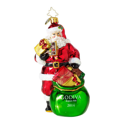 Limited Edition Christopher Radko® Ornament & 12 pc. Holiday Truffle Gift Box