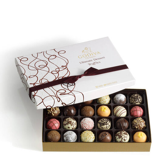 Ultimate Dessert Truffles Gift Box, 24 pc. image number null