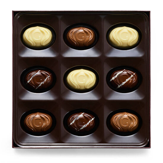 Limited Edition Assorted Cake Inspired Chocolates image number null
