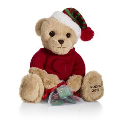 2019 Holiday Plush Bear - Limited Edition