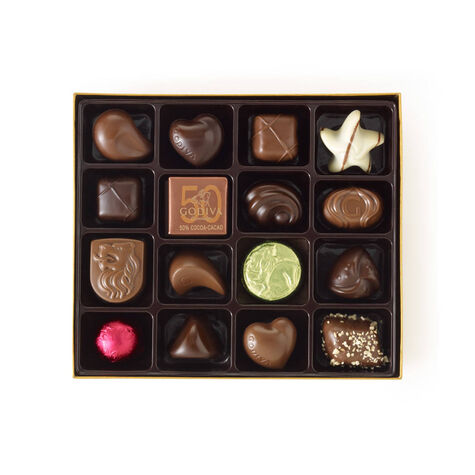 Gold Discovery & Classics Chocolate Gift Set