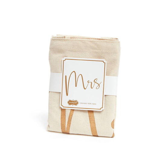 Mrs Tote Bag image number null