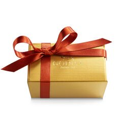 Assorted Chocolate Gold Favor, Fall Ribbon, 2 pc.
