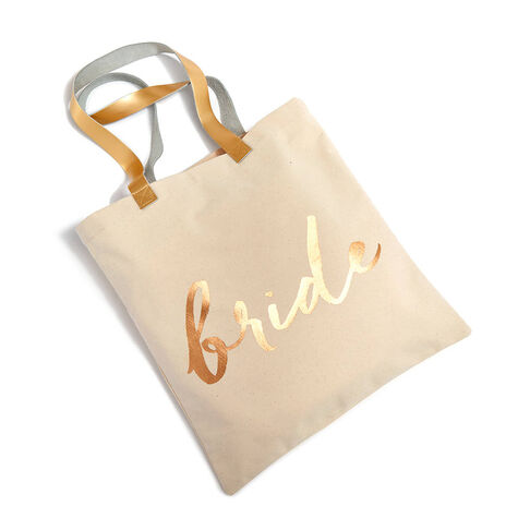Bride Luxe Tote Bag Gift Set