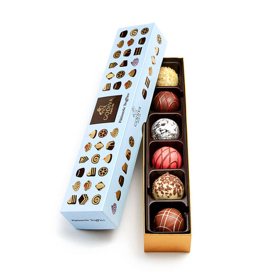 Patisserie Dessert Truffle Flight, 6 pc. image number null