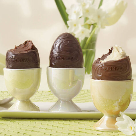 Milk Chocolate Marshmallow Truffle Crème Egg