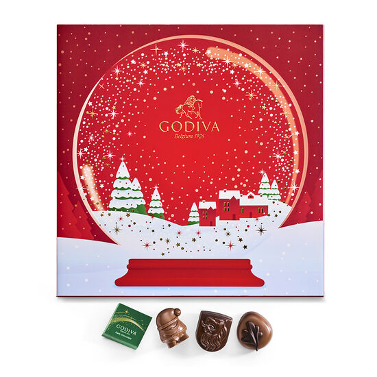 2020 Holiday Luxury Chocolate Advent Calendar image number null