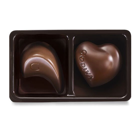 Assorted Chocolate Favor, Gold Ribbon, Set of 36, 2 pc. each image number null