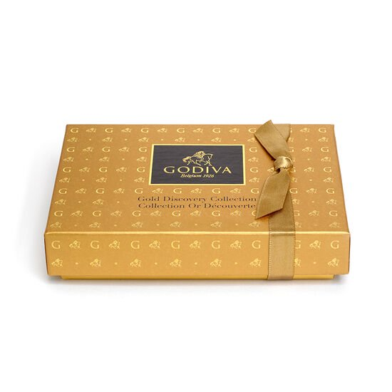 Gold Discovery Gift Box, 6 pc. image number null