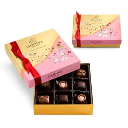 Valentine's Day Assorted Chocolate Gift Box Set