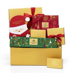 Holiday Celebrations Chocolate Gift Box