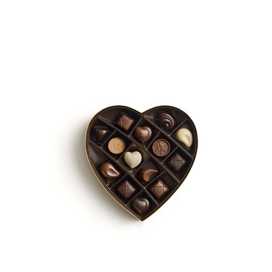 Heart Shaped Chocolate Box, 14 pc. image number null