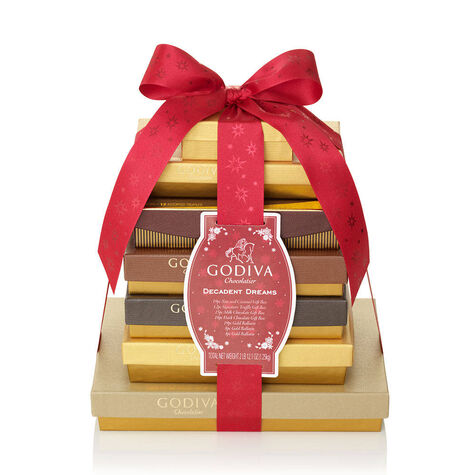 Decadent Dreams Gift Tower