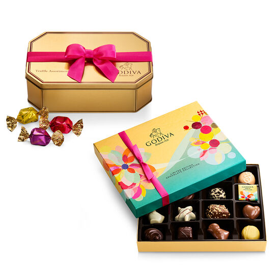 Spring Chocolate Gift Set image number null