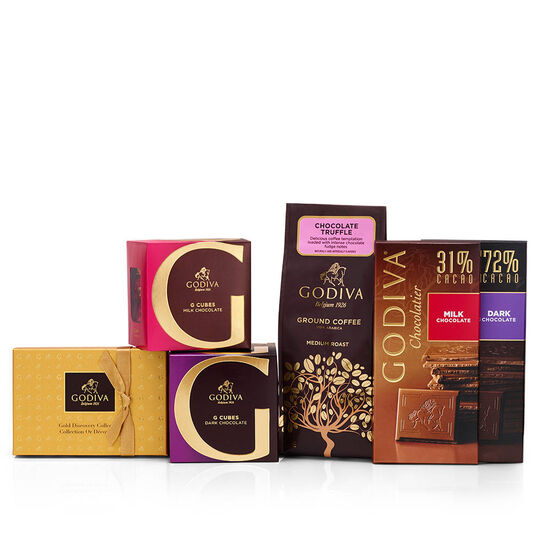 New Parents Chocolate Gift Box image number null