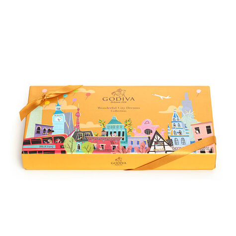 Wonderful City of Dreams Gift Box, 18 pc.