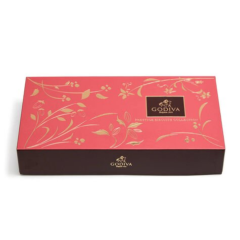 Assorted Chocolate Biscuit Gift Box, 20 pc.