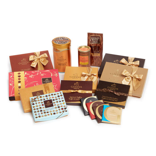 Taste of Godiva, 12 Month Chocolate Subscription image number null
