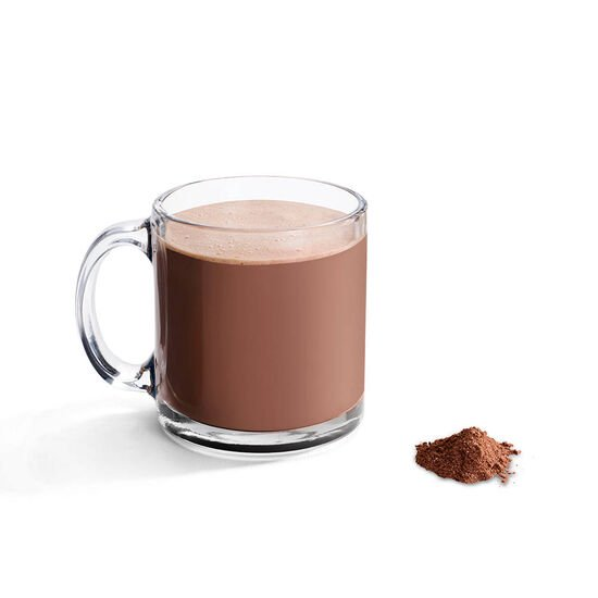 Milk Chocolate Hot Cocoa Canister, 10 Servings image number null