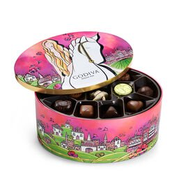 Limited Edition Lady Godiva Tin, 36 pc.