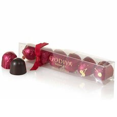 Chocolate Cherry Cordials, 6 pc.