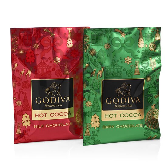 Holiday Hot Cocoa Variety Pack, 12 packets image number null
