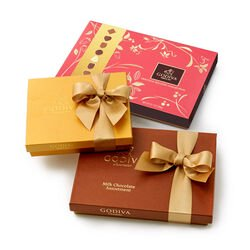 Taste of Godiva, 3 Month Chocolate Subscription