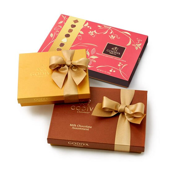 Taste of Godiva, 3 Month Chocolate Subscription image number null