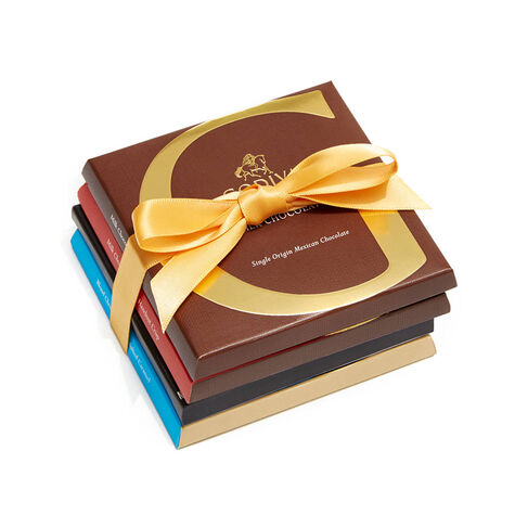G by Godiva Chocolate Bar Top Sellers Gift Set, 4 pc.