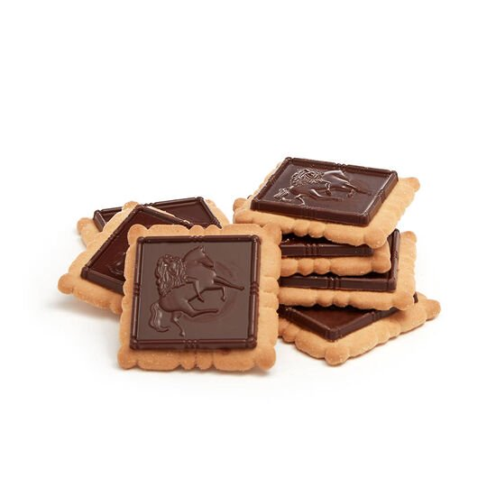 Lady Godiva Dark Chocolate Biscuits, 12 pc. image number null