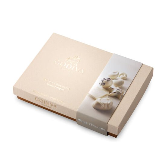 24 pc. White Chocolate Gift Box image number null