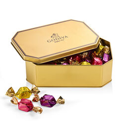 G Cube Truffles Gold Tin, 30 pc.