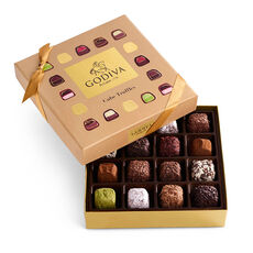 Cube Truffles Gift Box, 16 pc.
