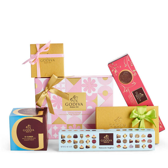 Shades of Spring Gift Box image number null