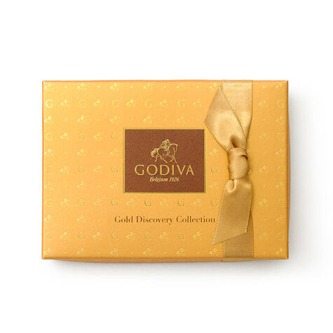 Gold Discovery Chocolate Gift Box Set