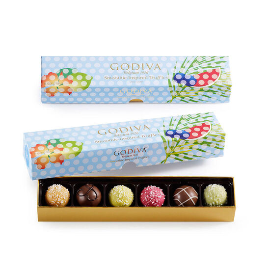 6 pc. Smoothie Truffle Flight (Set of 2) image number null